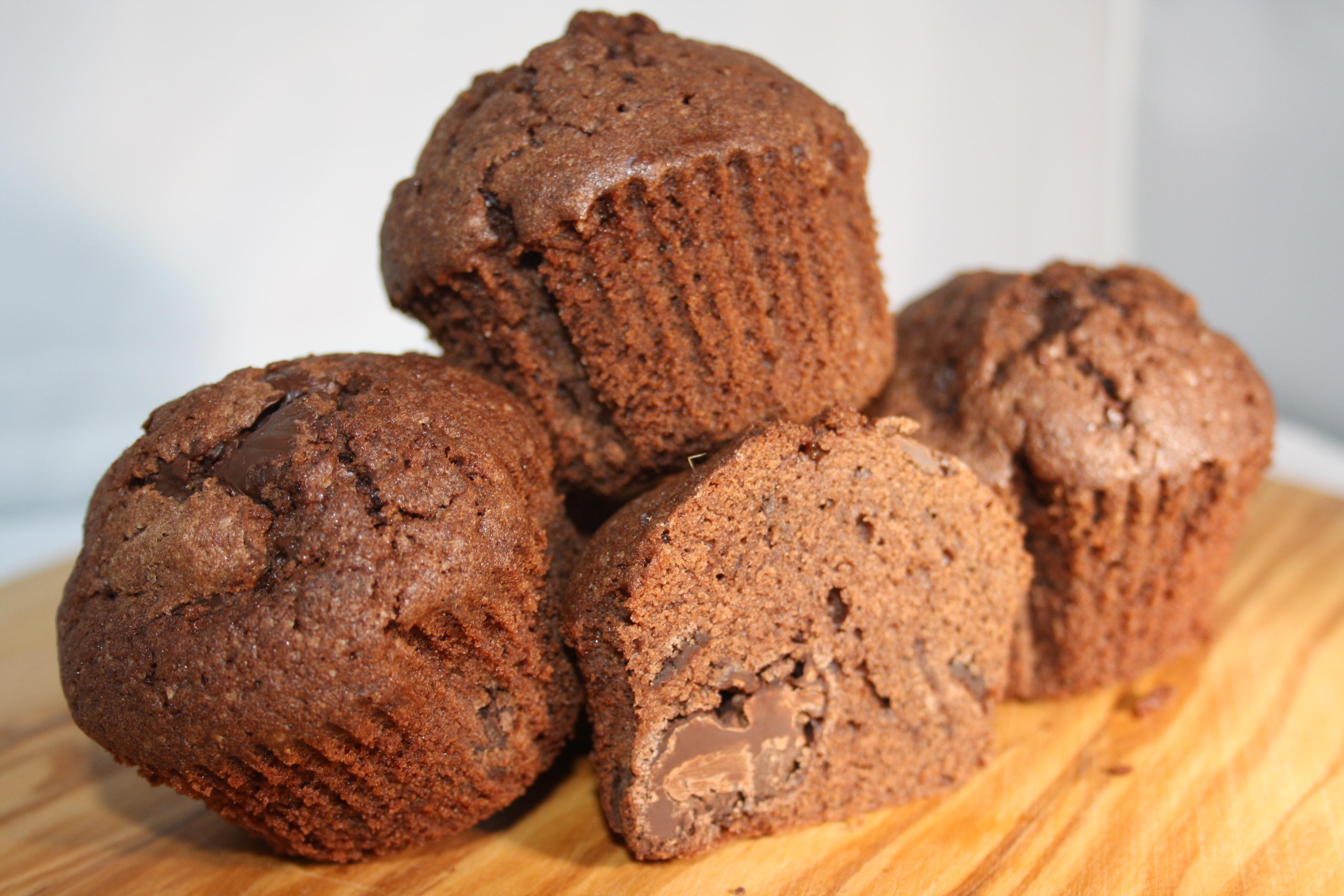 Nieuw Recept Chocolade Muffins Voor Heerlijke Recepten En Mooie
