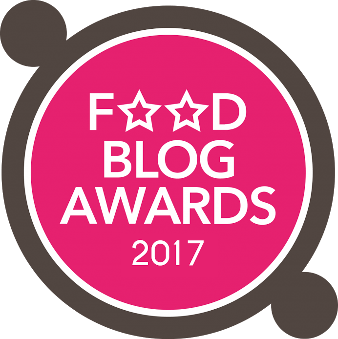 GENOMINEERD > FoodBlogAwards 2017